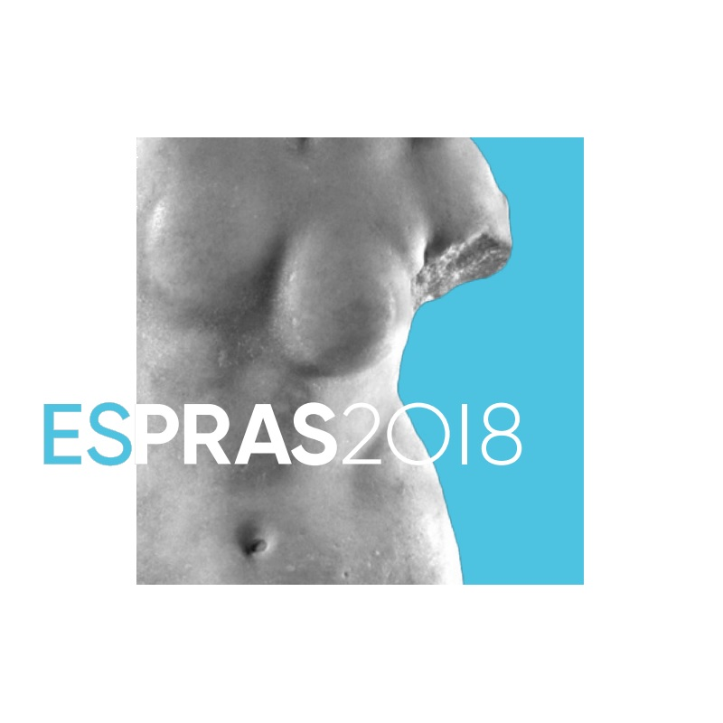 13th Quadrennial Congress of European Society of Plastic, Reconstructive and Aesthetic Surgery (ESPRAS) – 2018