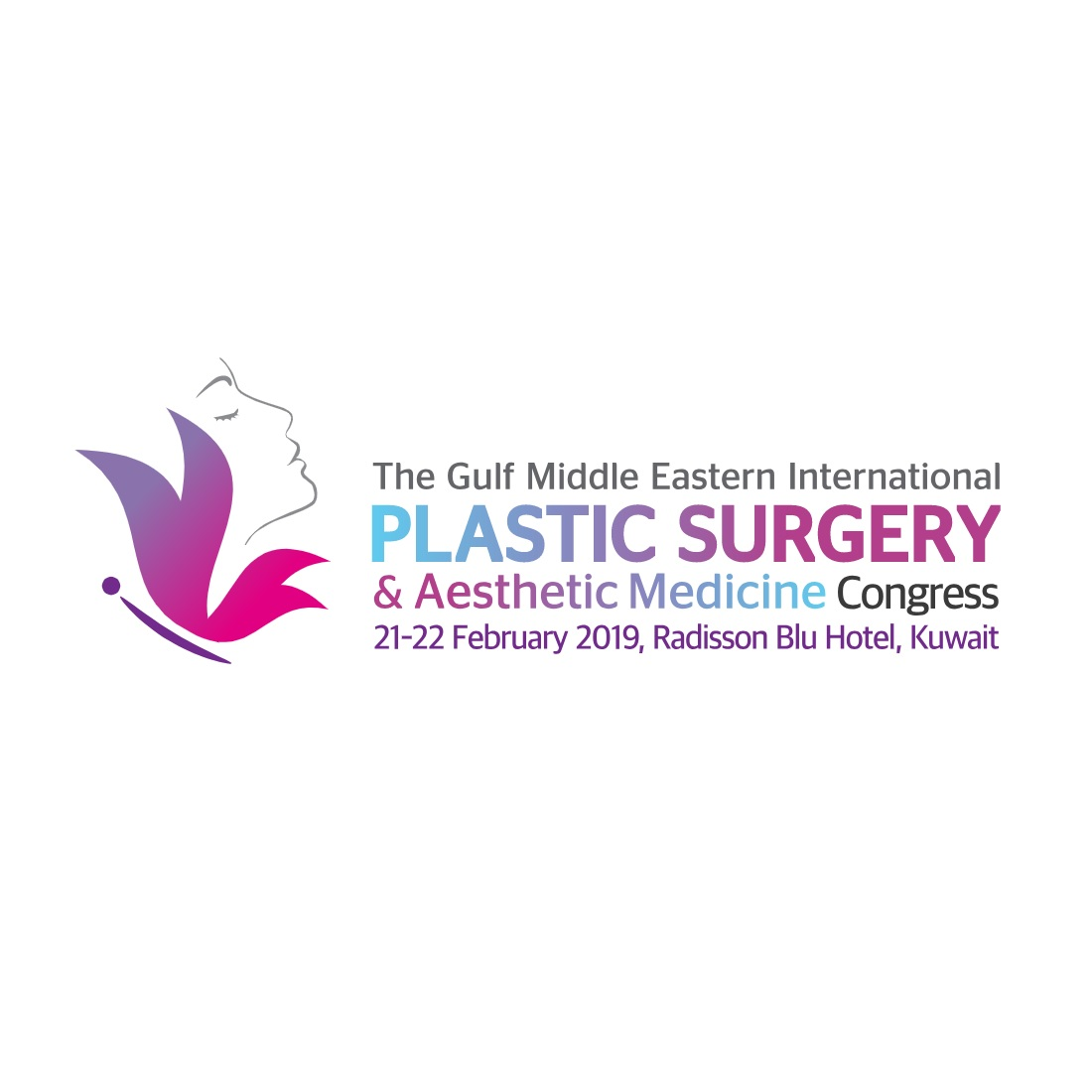 The Gulf Middle Eastern International Plastic Surgery & Aesthetic Medicine Congress – 2019