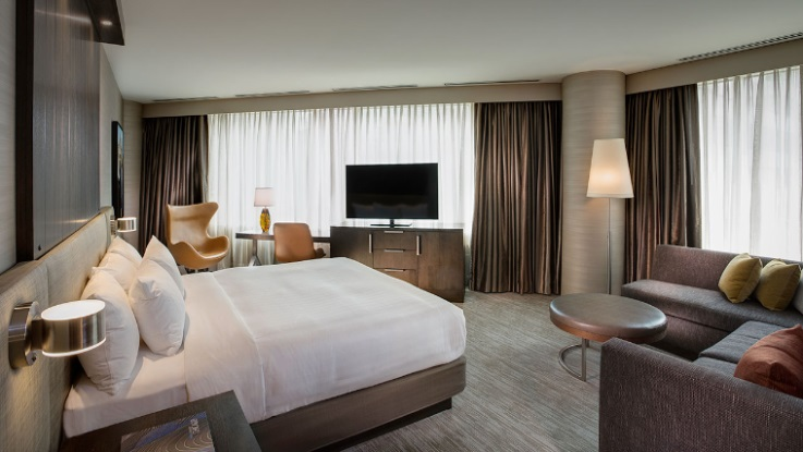 Hyatt Centric Chicago Magnificent Mile Hotel (4*)