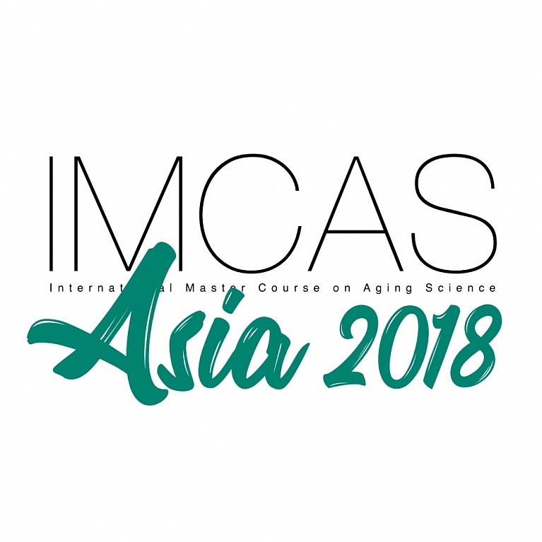 12th International Master Course on Aging Skin (IMCAS) Asia – 2018