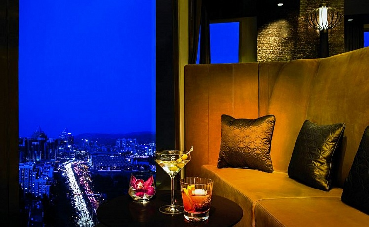 The Ritz-Carlton Almaty Hotel (5*)
