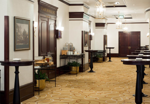 Marriott Grand Hotel Moscow (5*)