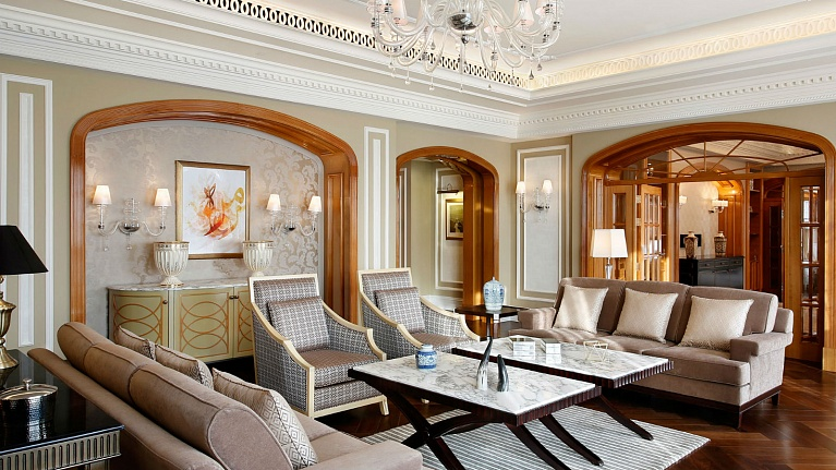 Habtoor Palace, LXR Hotels & Resorts (5*)